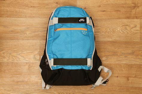 6c45b9d134e2 Nike SB Embarca Bag Cyan   Black £39.95