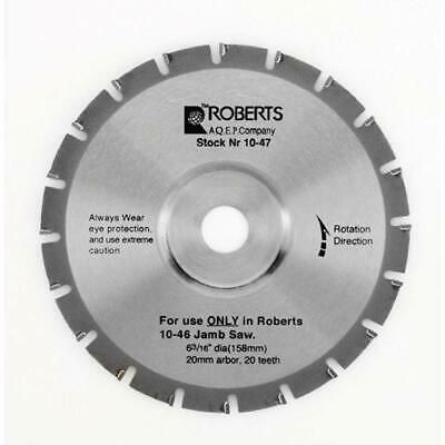 Sponsored Ebay Circular Saw Blades Roberts 10 47 6 20 Tooth Carbide Tip For 10 55 Jamb Saw Circular Saw Blades Saw Blade Saw