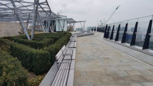 London S Largest Roof Garden Opens To The Public At 120 Fenchurch Street Roof Garden Sky Garden London