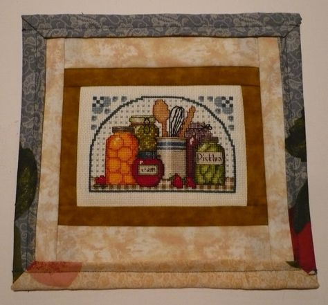 Putting Up Preserves by Libratarot on Etsy, $34.00