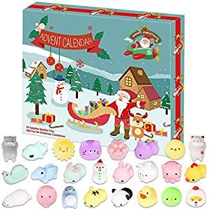 Letsfunny Advent Calendar 2019 Christmas Countdown Calendar For