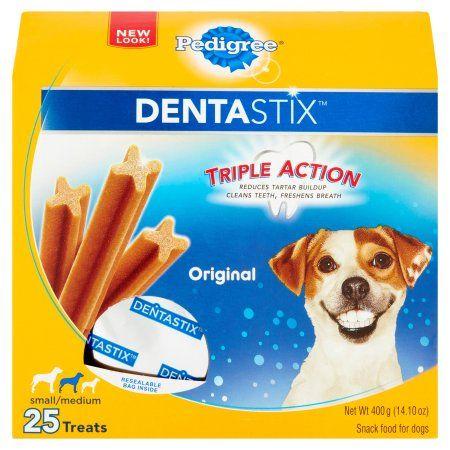 Pedigree Dentastix Original Small Medium Treats For Dogs 14 1