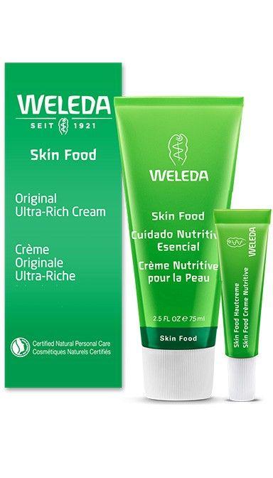 Skin Food With Free Travel Size Mini Weleda Skin Food Skin Food Skin Cream