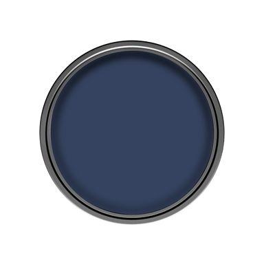 Dulux Standard Sapphire Salute Matt Emulsion Paint 2 5l Homebase In 2020 Dulux Painting Matt