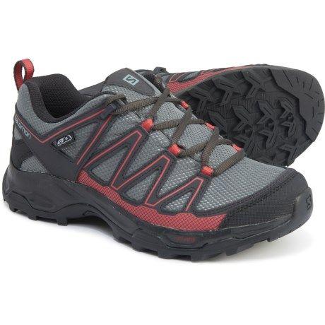 salomon pathfinder hiking shoe