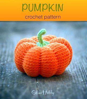 Halloween pumpkin cat amigurumi pattern - Amigurumipatterns.net | 381x333