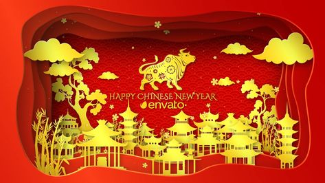 Chinese New Year 2021 Opening Video