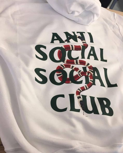 13f12970 Anti Social Social Club Snakes Shirt Black | Men's Tops in 2019 | Anti  social social club, Anti social, Social club