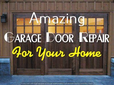 Broken Garage Door Spring Door Repair Garage Door Springs