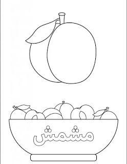 رسومات اطفال للتلوين فواكه Pdf كتاب تلوين الفواكه Drawing For Kids Animals For Kids Drawings
