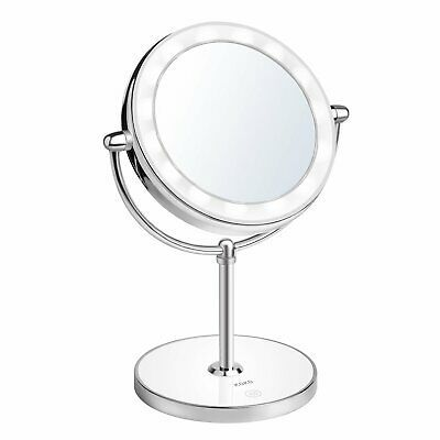 Advertisement Kdkd Lighted Makeup Mirror 1x 7x Magnification