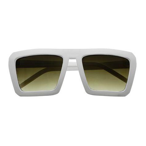 832ab770decff Mens Womens Cool Retro Square Flat Top Party Sunglasses Shades P16 ...