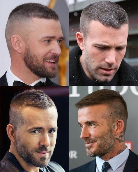 Gorgeous Short Mens Hairstyles With Beard Shortmenshairstyleswithbeard Mens Hairstyles Thin Hair Receding Hair Styles Mens Haircuts Thin Hair