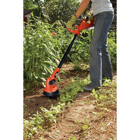 Black Decker Trade 20 Volt Max Lithium Garden Cultivator Garden Cultivator Best Garden Tools Garden Tools