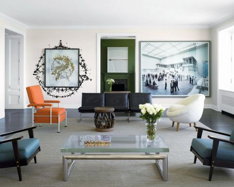 Grün Im Wohnzimmer 25 Beispiele Für Farbgestaltung Wohnzimmer