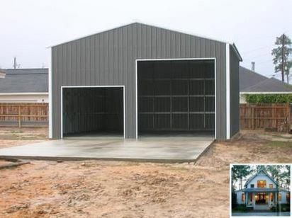 Metal Buildings Bainbridge Ga and Metal Building Garage Designs