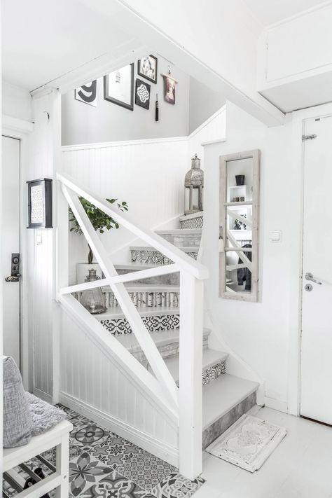Décoration Escalier Colimaçon, Bois, Droit .