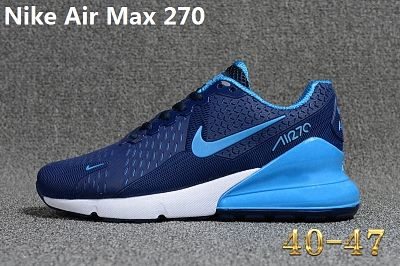 Nike Air Max 270 KPU Latest Styles Running Shoes Sneakers