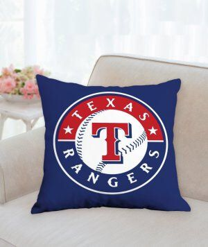Texas Rangers Baseball Pillow By Karrispillows On Etsy Https Www Etsy Com Listing 517749343 Texas Range Texas Rangers Baseball Texas Rangers Rangers Baseball