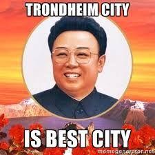 Trondheim City - Is Best City
