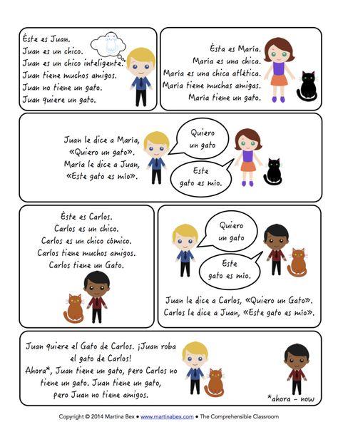 33 Spanish Tprs Ideas Spanish Tprs Spanish Teaching Spanish