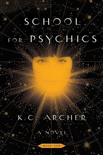 Book Review School For Psychics School For Psychics Book 1 By K C Archer Books Ebook Psychic