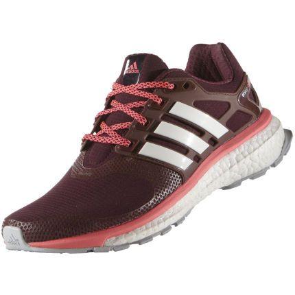 Adidas Energy Boost 3 Damen Laufschuh midnight grey mid grey