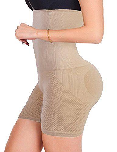 2019 Women Body Shaper Waist Trainer Shapewear High Waist Tummy Control Butt Lifter Panty Thigh Slimmer