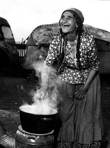 старые цыганские фото санчес