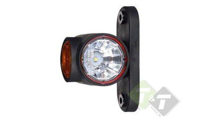 Breedtelamp Pendellamp Klein Contourverlichting 12 24 V Horpol Werklampen Led Paardentrailer