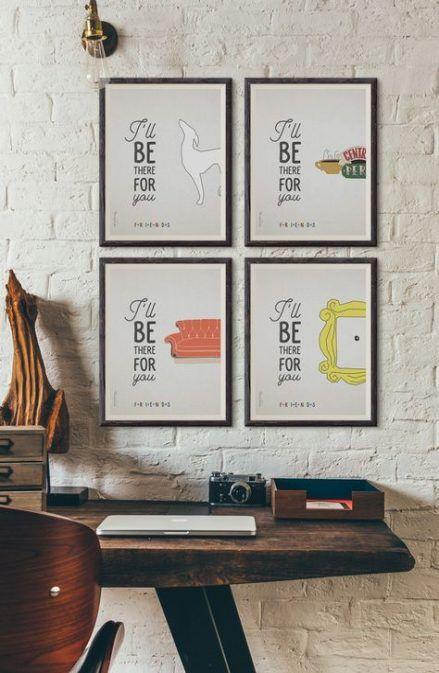 21++ Friends bedroom decor ideas
