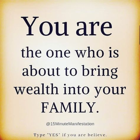 You will bring wealth to your family Prosperity Affirmations, Positive Affirmations Quotes, Money Affirmations, Affirmation Quotes, Wisdom Quotes, Positive Quotes, Motivational Quotes, Life Quotes, Inspirational Quotes