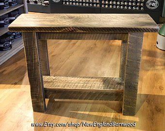 Place A Salvaged Slab Of Granite On Top Of A Sofa Console Table For A Low Profile Kitchen Island Diy Kitchen Storage Home Decor