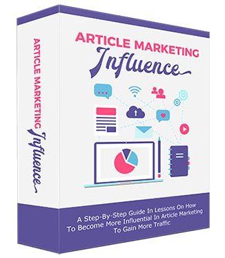 Article Marketing Influence MRR - TruePLR
