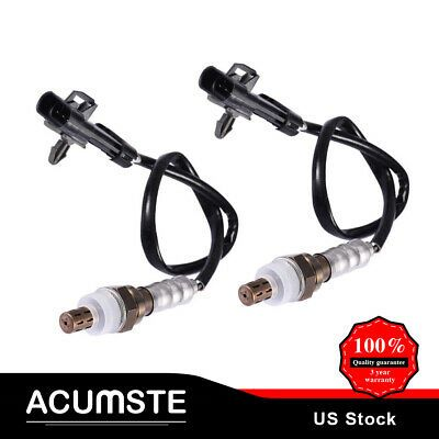 2x 234-4012 Oxygen Sensor Upstream//Downstream For 95-2001 Chevrolet Blazer 4.3L