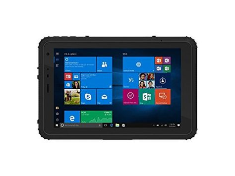 Vanquisher 8 Inch Ultra Rugged Tablet Pc 2nd Gen Windows 10 Intel Quad Core Cpu Gps Gnss Gorilla Glass Panel Ip67 Waterproof For Enterprise Mobile W Rugged Tablet Tablet Gorilla Glass
