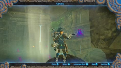 Breathofthewild Botw Guardian Link Zelda Ifunny Breath