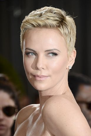 Charlize Theron | The 18 Greatest Celebrity Pixie Cuts Of The Past Decade