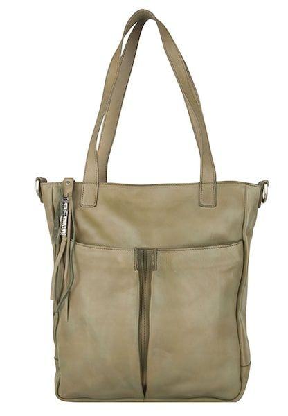LEGEND Henkeltasche 'Baiardo' khaki #handtasche #damentasche