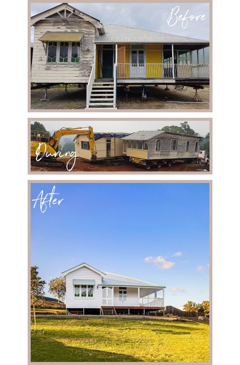 Build Your Dream Home, My Dream Home, Weatherboard House, Queenslander House, Three Birds Renovations, House Makeovers, Architect House, Thing 1, Home Reno