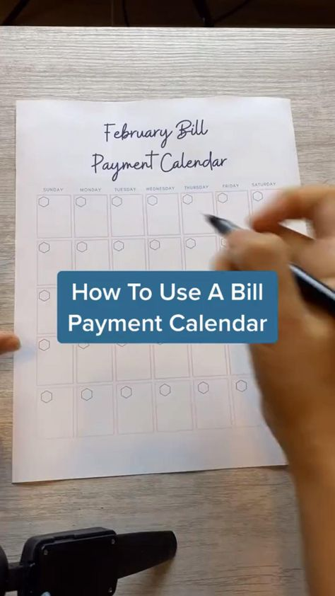 How to NEVER Miss Your bill payments again! #financehack