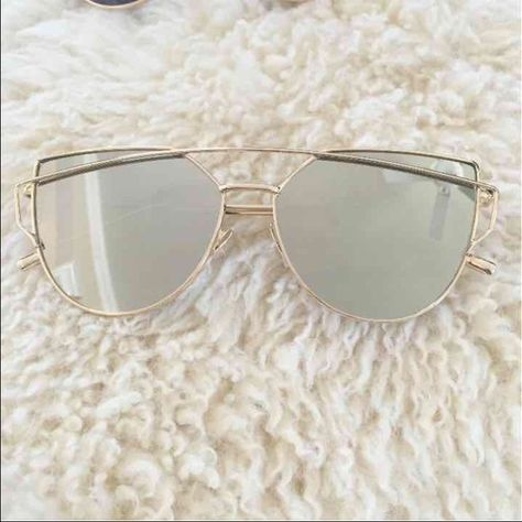 ed41730668bd ON HOLD Lovepunch sunglasses GM ins. Brand new. Mirror lenses. HQ ...