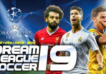 Dream League Soccer 2019 Mod Uefa Champions League Download With