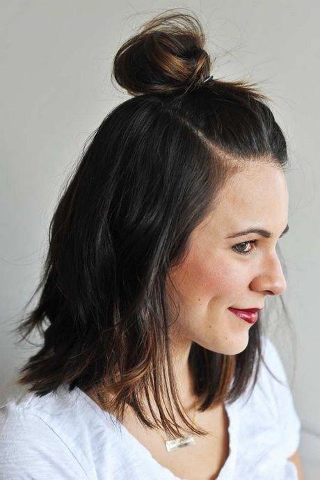 Beste Art Schulterlanges Haar Zu Stylen Frisuren