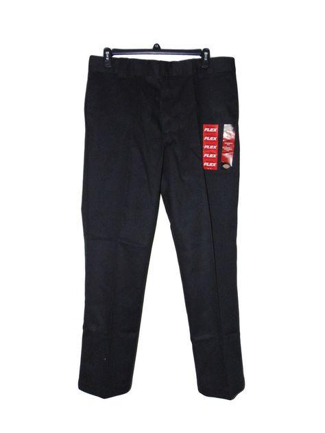 9458200b20 Dickies Black 874 Flex Work Pants Size 38 X 32 Nwt Original Fit #Dickies  #Work
