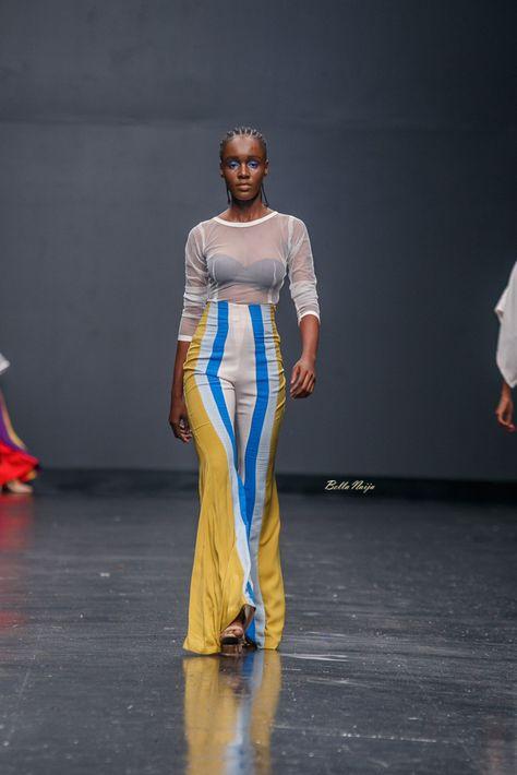 Heineken Lagos Fashion Week 2018 – Runway Day 3: Mitsubishi Presents Sisiano - BellaNaija
