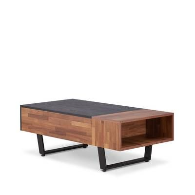 Groovy Lipscomb Makai Coffee Table With Storage Coffee Table With Caraccident5 Cool Chair Designs And Ideas Caraccident5Info