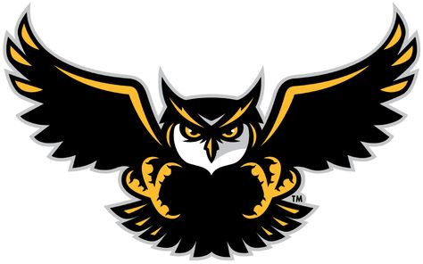 Kennesaw State Owls Alternate Logo 2012 Seni Grafis Seni