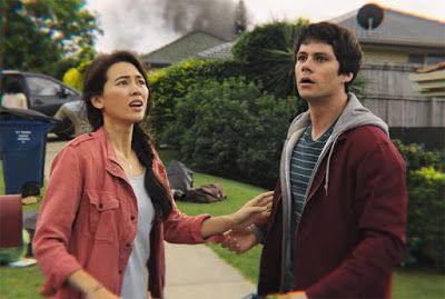 Love And Monsters 2020 Trailers Clips Images And Poster Dylan O Brien Dylan O Brien Movies Jessica Henwick