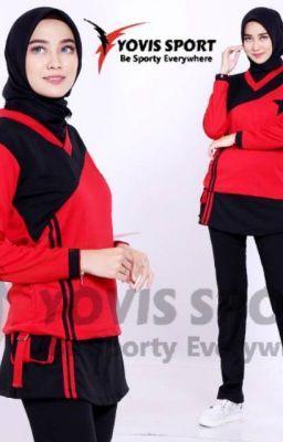 Baju Senam Aerobik Untuk Muslimah